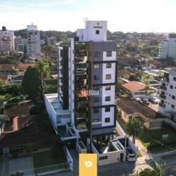 Apartamento com 3 dormitórios à venda, 73 m² por R$ 469.278,71 - América - Joinville/SC