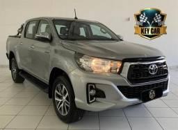 Toyota Hilux Cabine Dupla SRV 4X4 2.8 TDI DIESEL AUT. DIESE