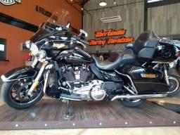 Harley-Davidson Touring Ultra Limited Preta 2017