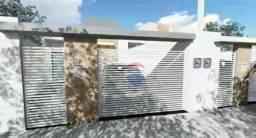 Casa com 3 dormitórios à venda, 71 m² por R$ 160.000,00 - Francisco Simão dos Santos Figue