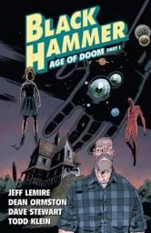"Gibi Black Hammer vol 3 e 4 ""Novos"""