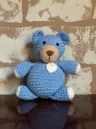 Ursinho Baby Blue - Amigurumi