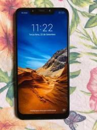 Xiaomi Pocophone f1 top 6 de ram 128 Gb zero R$1.300