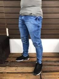Liquidação de estoque - Calça jeans modelos mais top do momento - Super promoção