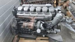 Motor mb OM 457 LA ELETRÔNICO