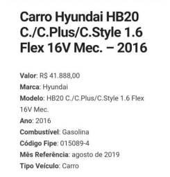 Hb20 novo