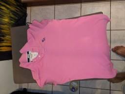Kit 4 camisas polo