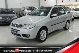 Fiat Palio Week HLX 1.8 com GNV Repasse Oportunidade Completa Procedência