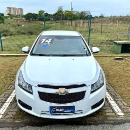 Gm - Cruze 1.8 LT Sedan Automático - 2014