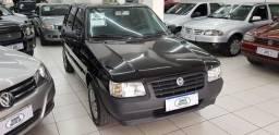 Fiat uno 1.0 mille fire preto 2006 flex