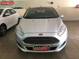 Ford Fiesta Se 1.6 Flex 2014 Completo Automático Ac Trocas Veiculo Impecável