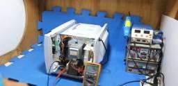 Conserto de microondas e reparo