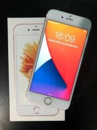 Vendo iPhone 6s rose 64gb usado