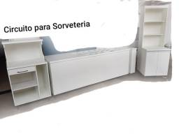 Oportunidae, Móveis para Sorveteria - Açaiteria