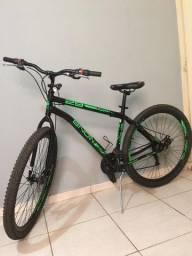 Bicicleta Aro 29 - Freio a Disco Muito nova