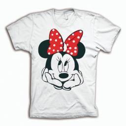 Camiseta Miney filmes desenho seriado C30 Original