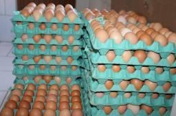 Ovos Caipiras Embrapa