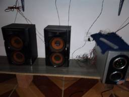 Vendo ou troco home theater