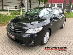 Toyota corolla 2.0 altis flex 2014 unico dono blindado