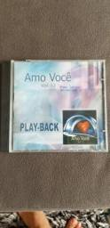 CD Amo Você Vol. 12 Play-Back