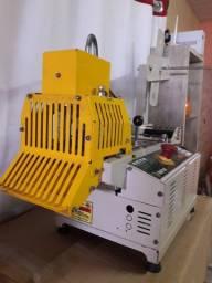 Maquina de cortar fita de cetim automática para fabricaçao de laços