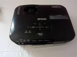 Projetor Epson Powerlite S12+ - 2.800 lúmens