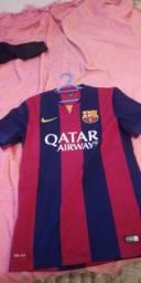 Camisa do Barcelona 15/16