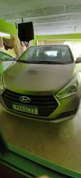 Hyundai HB20 Premium Automático 16-16 - Cor prata - João Monlevade-MG