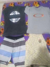 Doação de roupas usadas