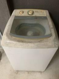 Título do anúncio: Máquina de lavar cônsul 10k  $ 450