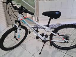 Bicicleta Rockrider ST 500 Aro 24
