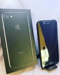 Iphone 7 128gb jetblack novo
