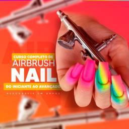 Título do anúncio: Curso de Airbrush para unhas