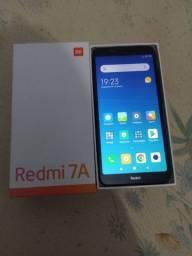 Celular redmi 7A 32 GB