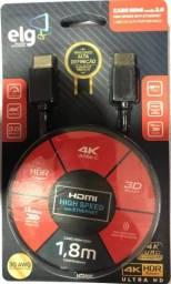 Elg Cabo HDMI 2.0v 3Dready-4K ultra