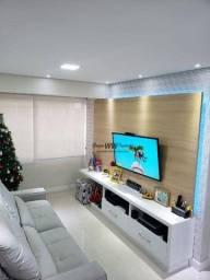 Título do anúncio: Apartamento com 2 dormitórios à venda, 50 m² por R$ 372.000,00 - Jaçanã - São Paulo/SP