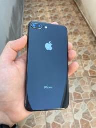Título do anúncio: iPhone 8 Plus 64gb black