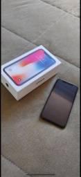 IPhone X 64gb com Nota