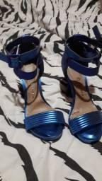 Sandalia bota cano curto