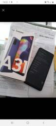 Samsung a31  128gigas