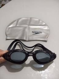 Óculos de Natação + touca