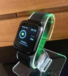 Smartwatch a prova d'água IOS e Android