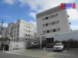 Apartamento projetado com 2 quartos para alugar, próximo ao North Shopping Maracanaú