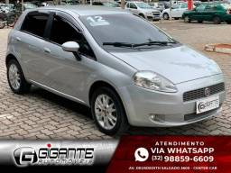 PUNTO 2012/2012 1.6 ESSENCE 16V FLEX 4P MANUAL