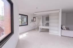 Apartamento à venda com 1 dormitórios em Três figueiras, Porto alegre cod:5920