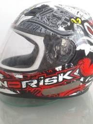 Título do anúncio: capacete de moto