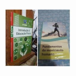 kIt com 11 Livros para Educação Física Usados em bom estado