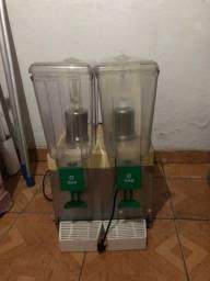 Título do anúncio: Refresqueira IBBL 2 cubas 15 litros