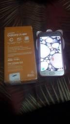 Vendo celular j 5novo 16 gigas