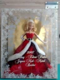 "Barbie Holiday 2007 ""Natal"" Marca Mattel."